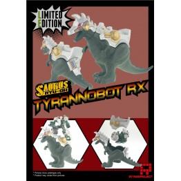 Fansproject Saurus Ryu-Oh Tyrannobot  ShelI