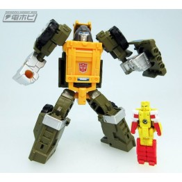 TakaraTomy Transformers Legends - LG48 Gong & Repugnus