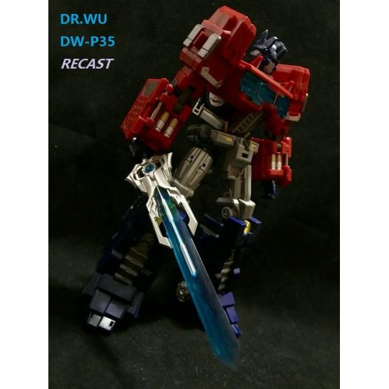 DW-P35 Blue Sword
