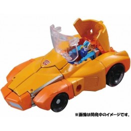 TakaraTomy Transformers Legends LG29 WHEELIE & GOSHOOTER (Rerun)
