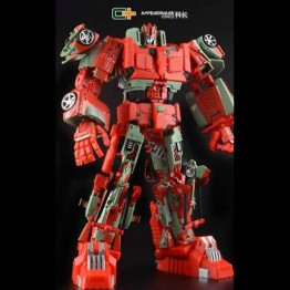 C+ Custom THC-02B Upgrade Kit for CW Victorion