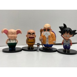 Bandai Banpresto Dragon Ball  Figure ( Used -10 )