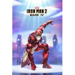Zd toys Marvel Iron man MK4 (Licensed)