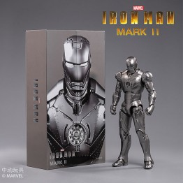 Zd toys Marvel Iron man MK2 (Licensed)