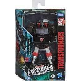 Transformers Earthrise WFC-E34 Trailbreaker