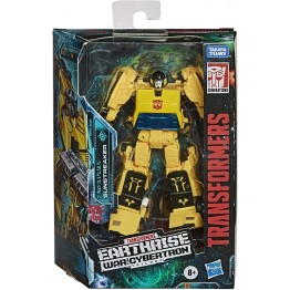 Transformers Earthrise WFC-E36 Sunstreaker