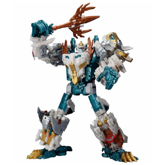 TakaraTomy Transformers Generations TT-GS10 God Neptune Set of 5