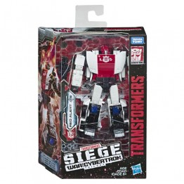 Transformers War for Cybertron Siege: Siege Voyager Class Red Alert