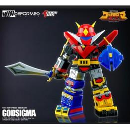 Action Toys Mini Deformed GodSigma 05