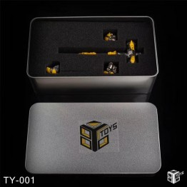 86Toys TY-001 Upgrade Kit for 3A DLX Bumblebee