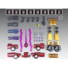 XTransbots MX-12C Accessory Pack