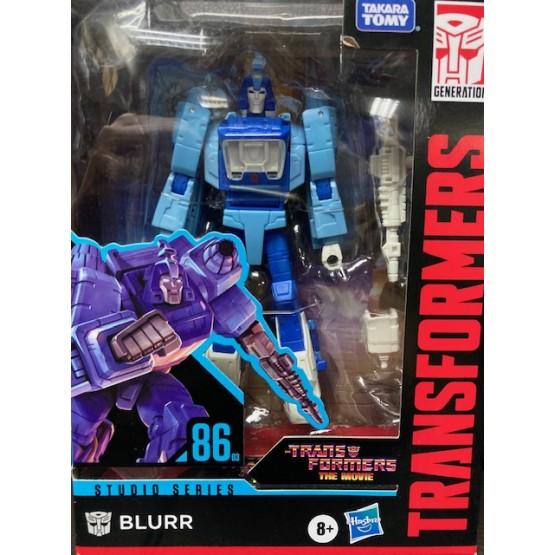 Hasbro Transformer Studio Series The Movie 86-03 Blurr