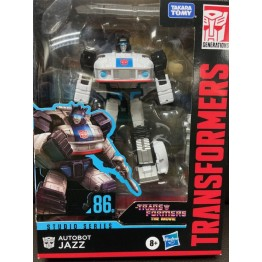 Hasbro Transformer Studio Series The Movie 86 Jazz