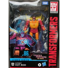 Hasbro Transformer Studio Series The Movie 86 Hot Rod