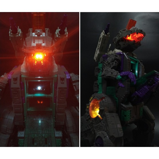 Shockwave Lab SL-87 LED for Trypticon Titans Return (Mouth)