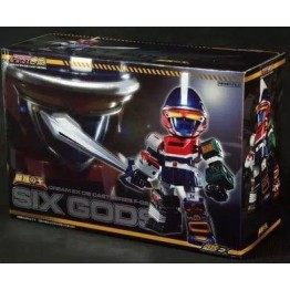 Dream EX die Cast F-02 GODMARS
