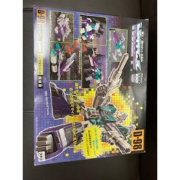 Takara Transformers SixShot G1 Encore Takara D-98 (USED)