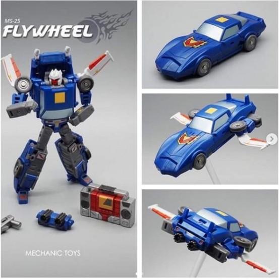 MFT Mechanic Studio MF-25 Fly Wheel