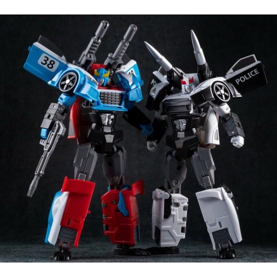 TT HongLi - HF-01 and HF-02