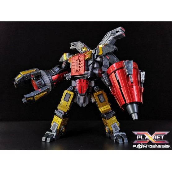 Planet X PX-01M Genesis Metallic Version