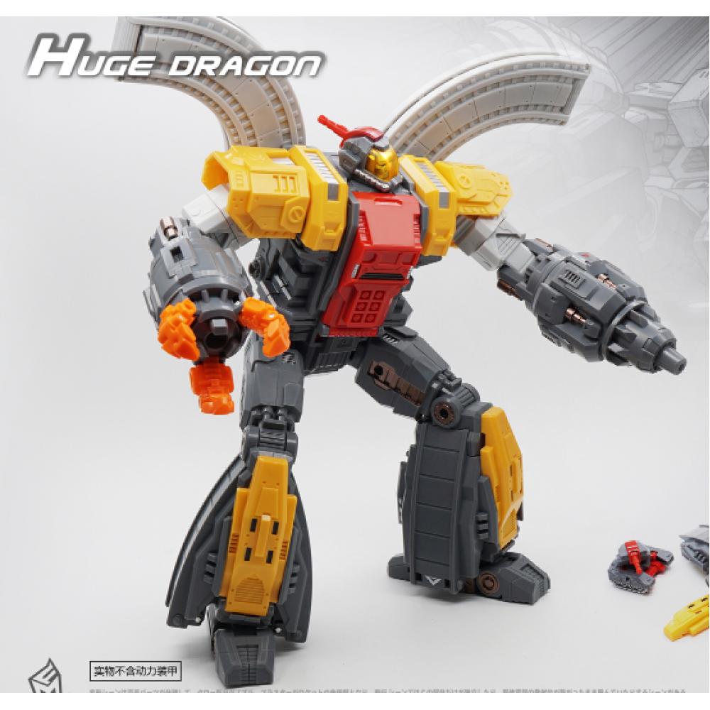 MFT MF34 Huge Dragon (2021 Edition)