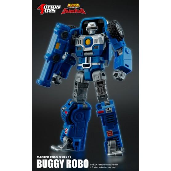 Action toys Machine Robo 12 Buggy Robo