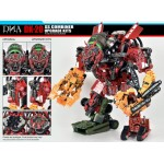 DNA Design - DK-20 Upgrade Kit for Transformers Studio Series 69 Devastator
