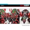 DNA Design - DK-20 Upgrade Kit for Transformers Studio Series 69 Devastator