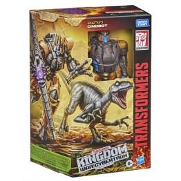 Hasbro Transformers Kingdom WFC-K18 Dinobot