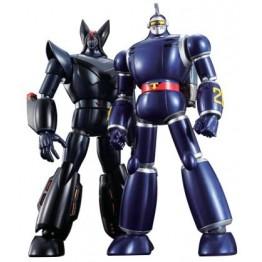 Bandai GX-44S Tetsujin 28 & Black Ox Set Soul of Chogokin