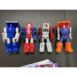 MFT Mini Robo Set of 4  (USED)