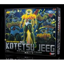 Action Toys Magnet Steel Gokin Series MSG-01 - Kotetsu Jeeg
