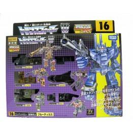 G1 Takara Transformer Reissue Encore 16 Bruticus Combaticons Giftset