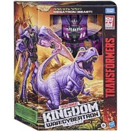 Hasbro Transformers Kingdom WFC-K10 Megatron BW