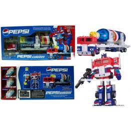 Takara Transformers PEPSI convoy