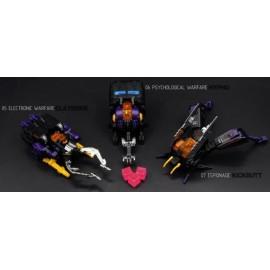 BadCube OTS 05 06 07 Claymore, Hypno, Kick (2021 Rerun)