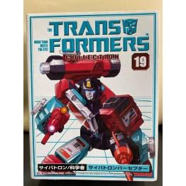 TakaraTomy Transformers TFC #19 Preceptor