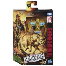 Hasbro Transformers Kingdom  WFC-K4 CHEETOR