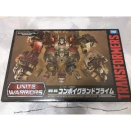 TakaraTomy Transformers  Unite Warriors  UW-005 CONVOY GRAND PRIME
