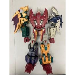 Unique Toys - Ordin - Full Set (USED)