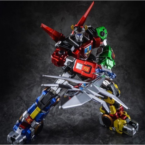 Titan Power TP-01 TP01 Titan Beast King  Voltron (Metallic Ver)