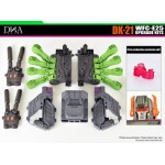 DNA Design DK -21 UPGRADE KIT FOR EARTHRISE WFC-E25 TITAN SCORPONOK