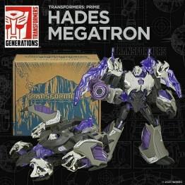 Hasbro TRANSFORMERS PRIME HADES MEGATRON