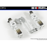 DNA Design - DK-14N FOR CYBERTRON SIEGE WFC-08 ULTRA MAGNUS SPOILER PACK NETFLIX EDITION