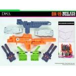 DNA Design DK -19 UPGRADE KIT FOR EARTHRISE WFC-E25 TITAN SCORPONOK