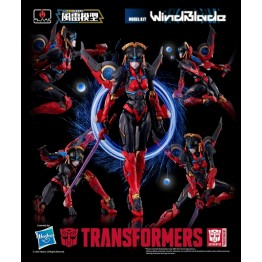 FLAME TOYS FURAI MODEL 20 Transformers  WINDBLADE MODEL KIT