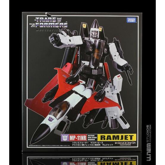 TakaraTomy  Transformers MasterPiece MP-11NR Ramjet