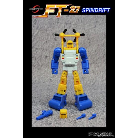 FansToys FT-27 - Spindrift