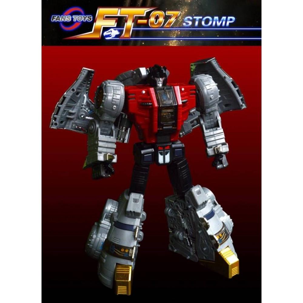 FansToys FT-07 Stomp Rerun  2021 Rerun