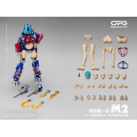 Alien Attac OPG-01 OPTIONAL GIRL M2 VERSION